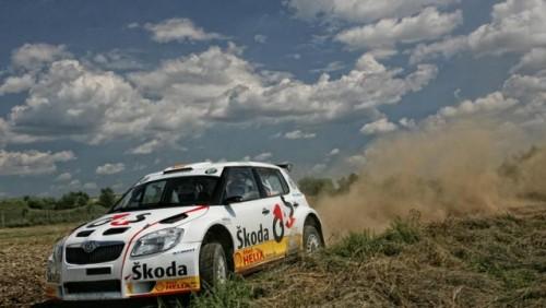 Skoda Fabia S2000, prezentata in Romania27232
