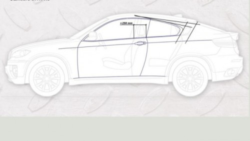 ArmorTech a realizat un BMW X6 cu doua usi27217