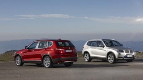 BMW a prezentat noul X327135