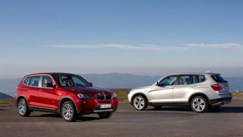 BMW a prezentat noul X327136