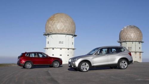 BMW a prezentat noul X327137