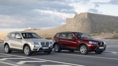 BMW a prezentat noul X327138
