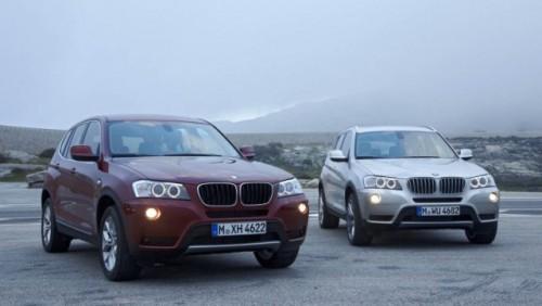 BMW a prezentat noul X327140