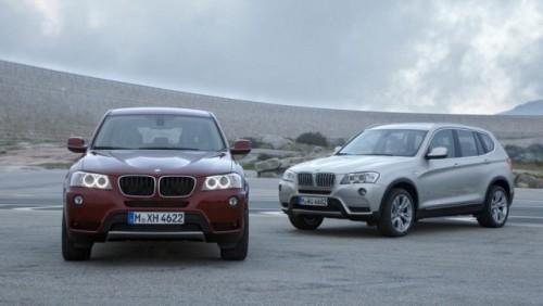 BMW a prezentat noul X327141