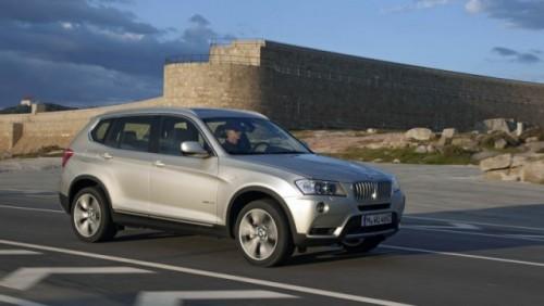 BMW a prezentat noul X327145
