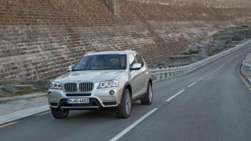 BMW a prezentat noul X327147