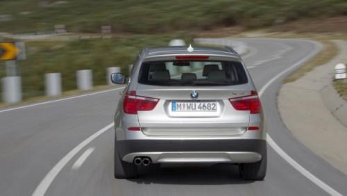 BMW a prezentat noul X327150