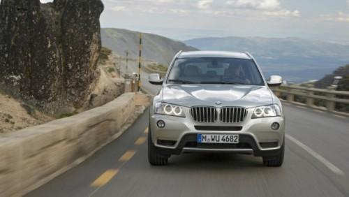 BMW a prezentat noul X327152
