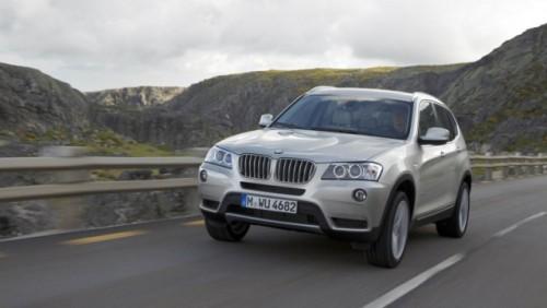 BMW a prezentat noul X327154