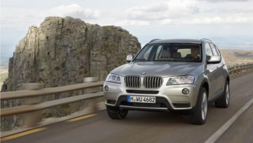 BMW a prezentat noul X327158