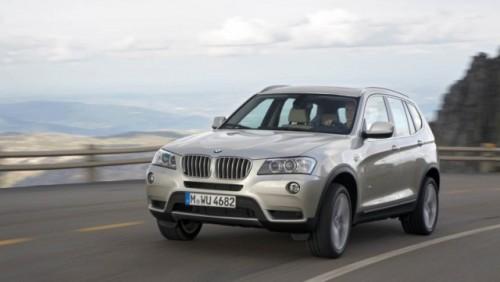BMW a prezentat noul X327159