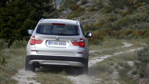 BMW a prezentat noul X327161