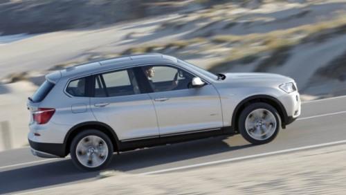 BMW a prezentat noul X327166