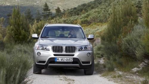 BMW a prezentat noul X327170