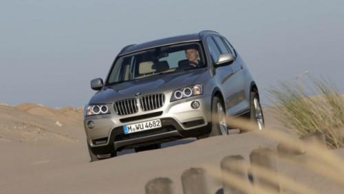 BMW a prezentat noul X327172