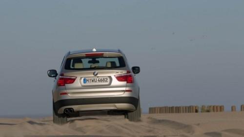 BMW a prezentat noul X327173