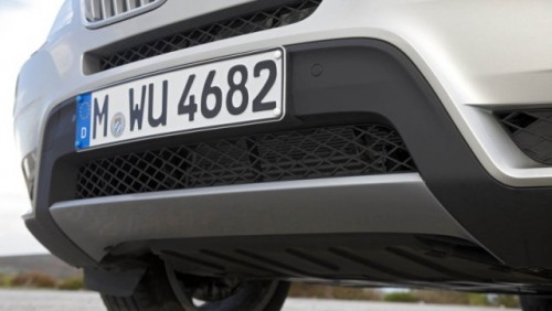 BMW a prezentat noul X327178