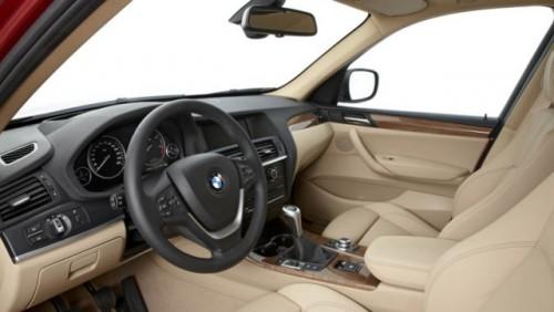 BMW a prezentat noul X327182