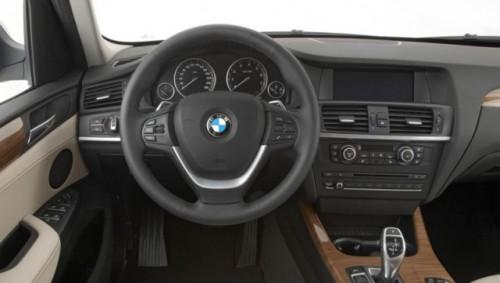 BMW a prezentat noul X327193