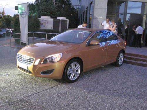 Volvo S60 in Romania27113