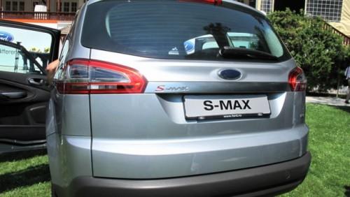 Ford S-MAX si Galaxy, de la 20.480 si 22.820 Euro in Romania!27078