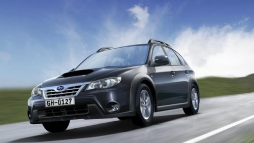 Iata noul Subaru Impreza XV!27075