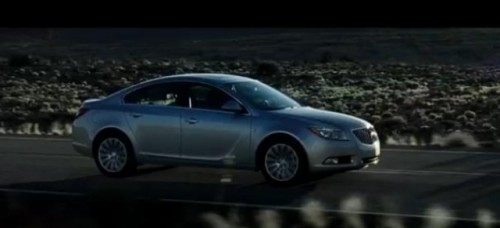 VIDEO: Prima reclama cu Buick Regal27072