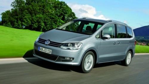 GALERIE FOTO: Noul Volkswagen Sharan prezentat in detaliu27032