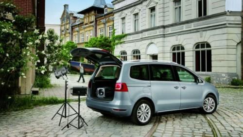 GALERIE FOTO: Noul Volkswagen Sharan prezentat in detaliu27042