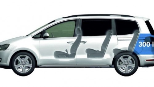 GALERIE FOTO: Noul Volkswagen Sharan prezentat in detaliu27056