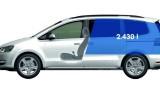 GALERIE FOTO: Noul Volkswagen Sharan prezentat in detaliu27058