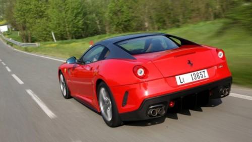 GALERIE FOTO: Noi imagini cu modelul Ferrari 599 GTO26983