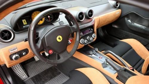 GALERIE FOTO: Noi imagini cu modelul Ferrari 599 GTO27000