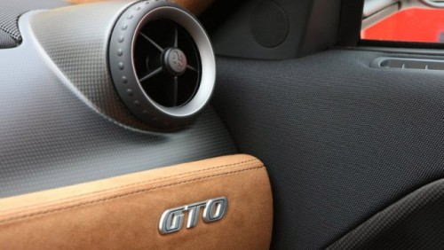 GALERIE FOTO: Noi imagini cu modelul Ferrari 599 GTO27002