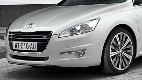 Iata noul Peugeot 508!26960