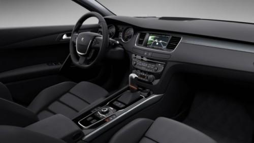Iata noul Peugeot 508!26965