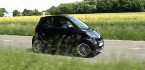 VIDEO: Noul Smart Fortwo Brabus26947