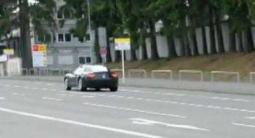 VIDEO: Un nou Maserati GranTurismo?26944