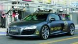 Audi R8 e-tron participa la Silvretta E-Auto Rally Montafon 201026930