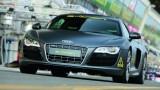 Audi R8 e-tron participa la Silvretta E-Auto Rally Montafon 201026932