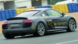 Audi R8 e-tron participa la Silvretta E-Auto Rally Montafon 201026938