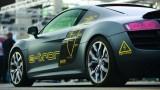 Audi R8 e-tron participa la Silvretta E-Auto Rally Montafon 201026934