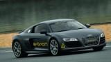 Audi R8 e-tron participa la Silvretta E-Auto Rally Montafon 201026939