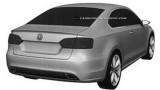 Volkswagen a patentat design-ul noului Jetta Coupe26921