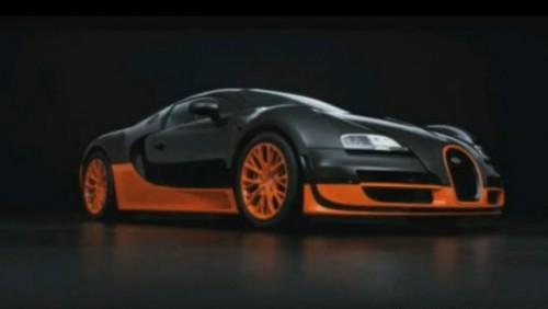 VIDEO: Bugatti-ul Veyron Super Sport prezentat din toate unghiurile26910