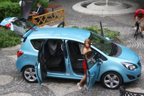 Galerie Foto: Lansarea noului Opel Meriva in Romania26893
