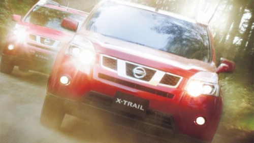 Iata noul Nissan X-Trail facelift26877