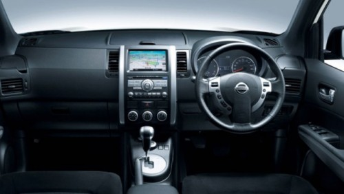 Iata noul Nissan X-Trail facelift26881