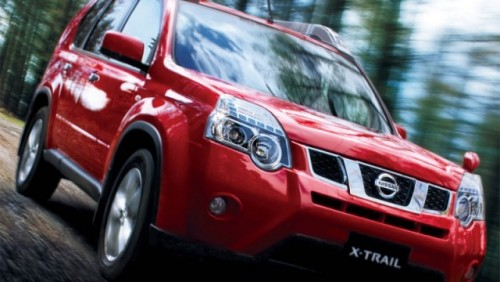 Iata noul Nissan X-Trail facelift26887
