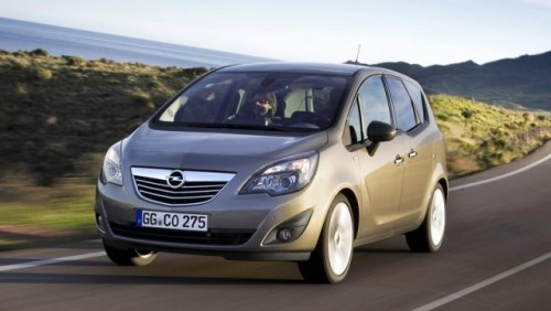 Noul Opel Meriva, in Romania de la 13.745 euro cu TVA26871